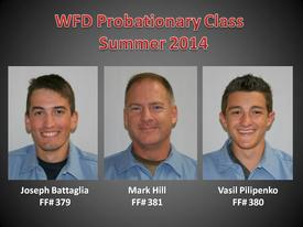 2014 Probationary Recruit Class
