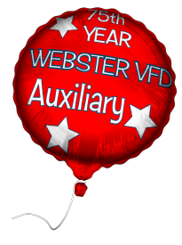 Webster Auxiliary's 75th Anniversary!