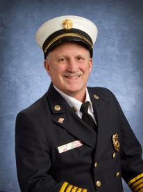 First Assistant Chief Robert Boutillier